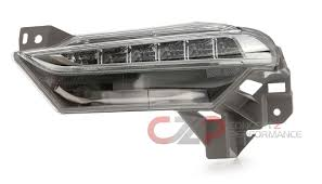 370z Nismo Bumper Lights Nissan Infiniti Nissan Oem Led Daytime Running Light Drl
