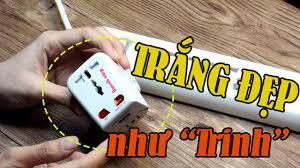 Ổ cắm du lịch đa năng Điện Quang giá rẻ, mua nhanh ship ngay ở Hà Nội -  YouTube