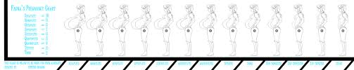 Belly Size Chart 10 Valid Deviantart Size Chart