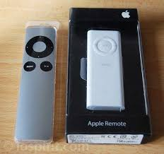 apple remote. apple remote