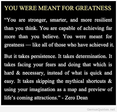 Greatness Quotes Mesmerizing Greatness Quotes