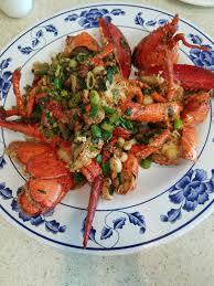 Boston Lobster Birthday Dinner
