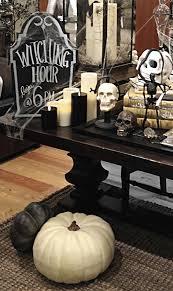 31 ideas for stylish black white halloween decorations