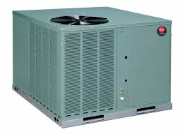 Heat And Cooling Units Rheem High Efficiency Package Units
