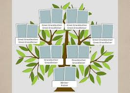 powerpoint family tree template free family tree template powerpoint