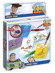 <b>Набор для</b> творчества SPRAY PENS Toy Story 4 <b>Totum</b> 12122694 ...