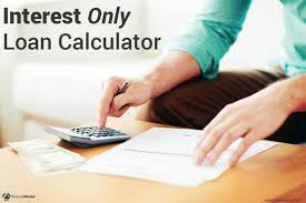 Loan Interest Calculator Classy Interest Only Loan Calculator Simple Easy To Use
