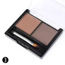 eyebrow powder. santee eyebrow powder -