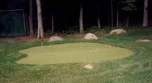 outdoor putting green kits. TJB Synthetic Putting Green Outdoor Kits