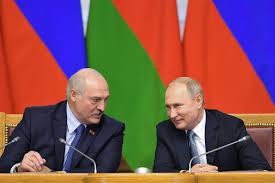 Лукашенко Путинге Беларуссияны Россия Федерациясынын - ММКалары колдогондугу  үчүн берет