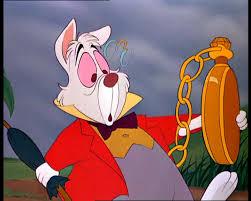 disney s white rabbit