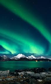 It also has the santa claus house. Download Aurora Borealis Nature Iceland Wallpaper 1280x2120 Iphone 6 Plus