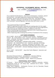 Beautiful Looking It Resume Tips 6 Example For Marvellous Design