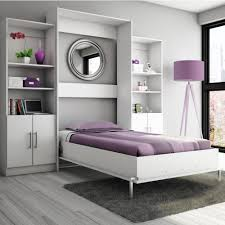 Bedroom Have Much Free Space With Cool Murphy Bed Designs