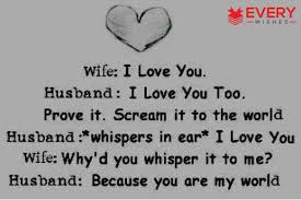 Love Quotes For Wife Inspiration Love Quote For Wife And Husband Hover Me