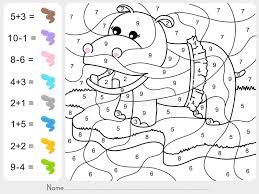 Please use any of the free, printable math coloring sheets below in your classroom or at home. Paint Color Addition Subtraction Numbers Stock Illustrations 22 Paint Color Addition Subtraction Numbers Stock Illustrations Vectors Clipart Dreamstime