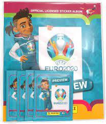 Panini Euro 2020 Vorschau-Sticker: Amazon.de: Spielzeug