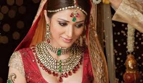 with the ongoing festivities when everyone wants to look good good makeup artists are in much demand especially those who do bridal makeup