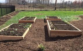 building raised garden beds spotts