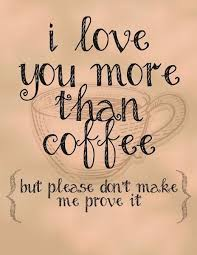 Coffee Love Quotes Cool 48 Striking Love Quotes For Him With Cute Images [48] Ruths