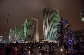 Empire State Plaza Christmas Tree Lighting Ogs Seeks Holiday Trees For New York State Capitol Office