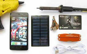 solar phone charger diy