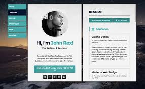 simple resume website simple ideas resume website examples resume websites examples john