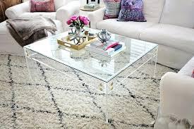 Acrylic coffee table cheap Plexiglass Full Size Of Acrylic Coffee Table Wood With Legs Interior Design Glass Tray Enchanting Clear Shelf Ebay Small Round Acrylic Coffee Table Lucite Cb2 Interior Design
