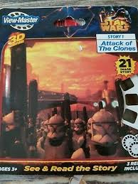 VIEW <b>MASTER 3D</b> ADVENTURES <b>STAR WARS</b> - STORY 1 ...
