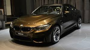 Sport Series bmw m4 top speed : 2015 BMW M4 Coupe Pyrite Brown Edition Review - Gallery - Top Speed