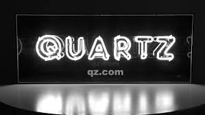 the complete guide to writing for quartz ideas quartz quartz neon sign