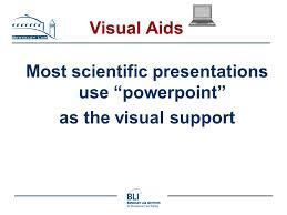 The Discipline Of Scientific Presentations Workshop I For Post