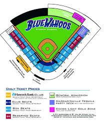 Scottsdale Stadium Seating Chart Tmrln Com