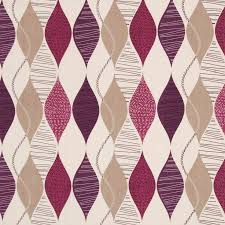 alderley curtain fabric damson printed curtain fabric uk delivery