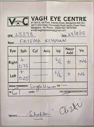 Eye Check Up Chart Distance Review Lenskart The Eye Checkup And Buying Experience