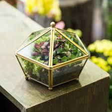 office gardening. Handmade Gardening Flowerpot Planter Vintage Design Tabletop Succulent Bonsai Pot Plant Terrarium For Home Office Garden-in Flower Pots \u0026 Planters From