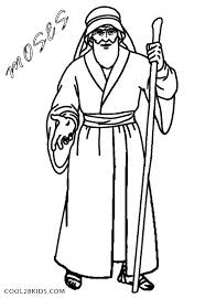 Moses Coloring Pages Pdf Coloring Pages For Kids Pdf