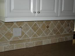 Accent Your Backsplash With A Beautiful Listello Deco The