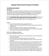 book publishing templates book proposal template 16 free sample example format download