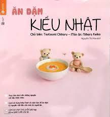 Ăn Dặm Kiểu Nhật   Vietbooks.com.au   Sách Việt tại Úc