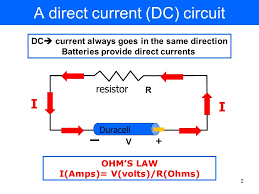alternating current vs direct current. 2 1 l 26 electricity and magnetism [4] simple electrical circuits \u2013 direct current dc alternating vs