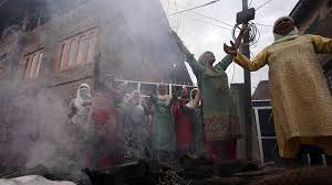 Kashmir Women Are The Biggest Victims Of This Inhumane Siege