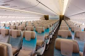 there will 304 economy cl seats across a 3 4 3 configuration does anyone else feel as if the blue colour palette is very ing for flights to bali