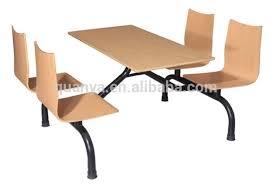 factory direct sale fast food restaurant furniture