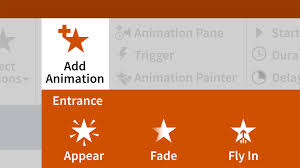 Powerpoint 2016 Animations