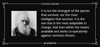 TOP 40 CHARLES DARWIN QUOTES ON EVOLUTION NATURE AZ Quotes Delectable Darwin Quotes