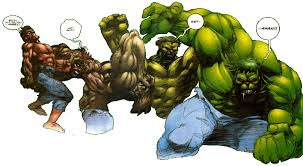Hulk of a different color: Incredible Hulk How Would You Fix
