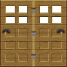 minecraft door. Wood Door In Minecraft Images