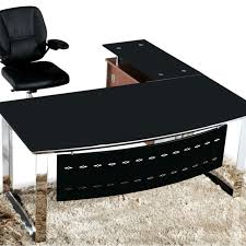 office desk cover. Office Desk Cover Tempered Glass Top Throughout Plans 15 M