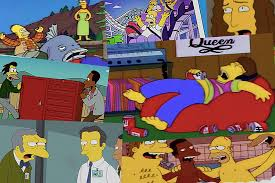 Queens The Simpsons History Dohnt Stop Me Now